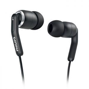盡情享受音樂的耳道式耳機