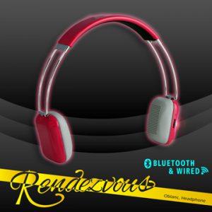 3. Oblanc Rendezvous 藍芽超輕薄型無線貼耳式耳機RDV-RR