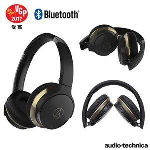 6. 鐵三角 ATH-AR3BT 藍牙無線耳罩式耳機