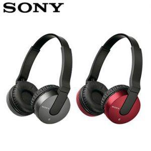 9. SONY MDR-ZX550BN 無線藍芽耳罩式立體聲耳機