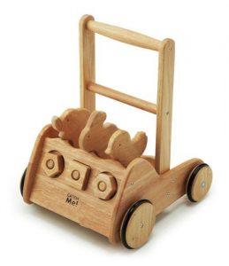 8. 野中製作所 木製小動物手推車