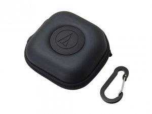 1. 鐵三角 at-hpp300 硬殼耳機收納盒