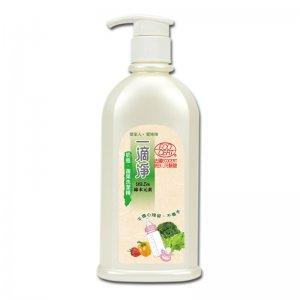 8. 楓康 一滴淨奶瓶蔬果清潔劑(檸檬精油)/300g