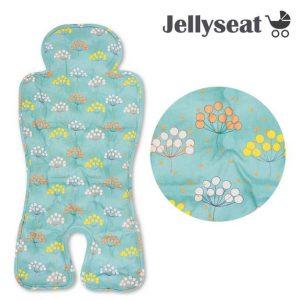 9. Jellypop Jellyseat 嬰兒果凍涼墊