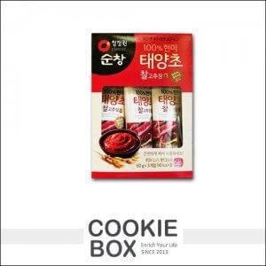 4. Chungjungone 清靜園 韓國辣椒醬/三入組