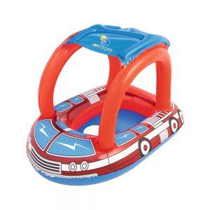 6.Bestway 消防車造型抗UV 充氣座圈 34093