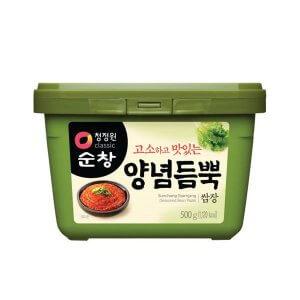 3. Chungjungone 清靜園 韓式味噌辣醬