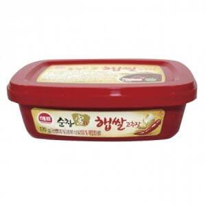 1. SAJO 韓式糖醋辣椒醬