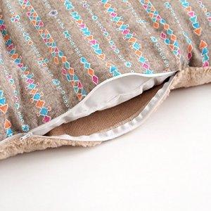 內裡為「聚酯纖維」材質的款式,容易清洗又快乾