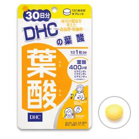 2. DHC 葉酸/30錠