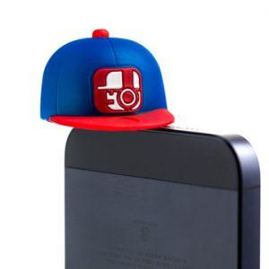 4. sumneeds Line Cap 棒球帽造型耳機塞捲線器
