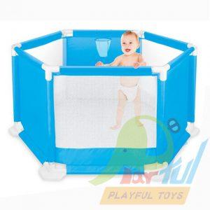 8. PLAYFUL TOYS頑玩具 兒童安全鐵管圍欄