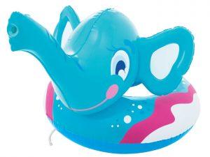9.Bestway 小象造型游泳圈 36116