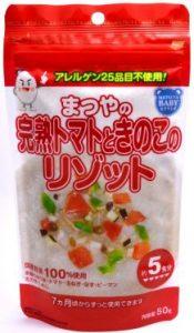 3. 日本松屋嬰兒米粉/60g