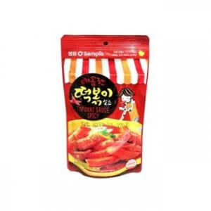 9. 膳府 韓式辣炒年糕醬/辣味