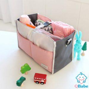 8.QBabe 韓版嬰兒推車收納掛袋