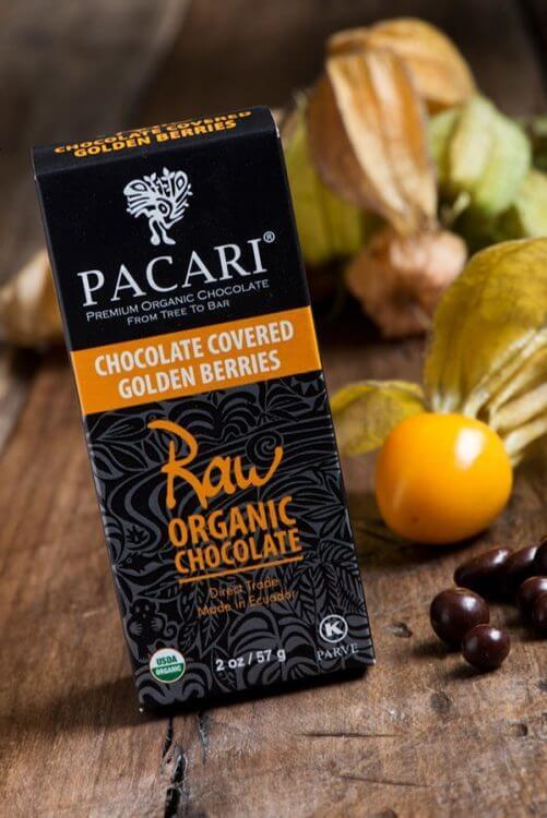PACARI 有機生巧克力/50g