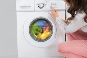 選擇容易清洗的商品