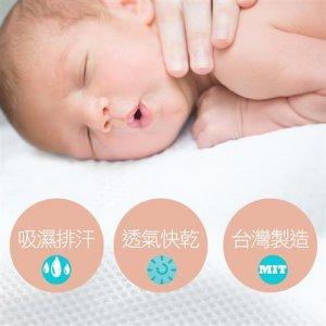 5. KOTAS 3D立體吸濕排汗嬰兒午睡墊
