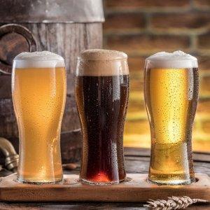 別忘記啤酒杯的重要性
