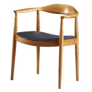 7. AS 查理斯 實木椅/寬59x深56x高76cm