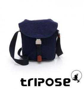 3. tripose MEMENTO 系列 微皺尼龍輕量防潑水郵差包