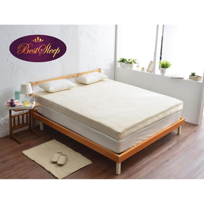 倍斯特手工名床 防蟎抗菌乳膠床