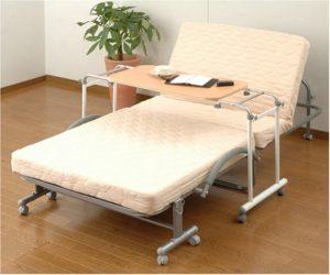 照護也可使用,重視穩定度及方便移動的類型