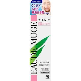 10. 小林製藥 EAUDE MUGE 藥用乳液/100g