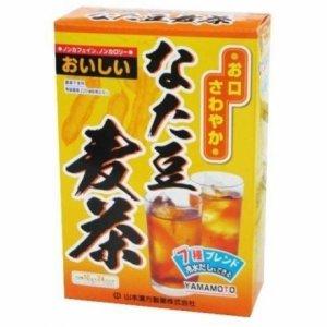 9. 日本 山本漢方 刀豆麥茶