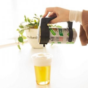 什麼是家用啤酒發泡器?