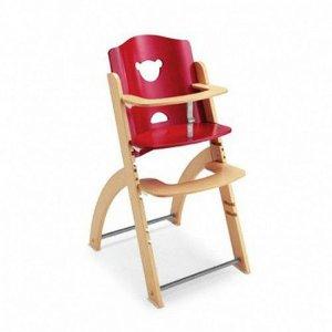 6. 義大利Pali Pappy Re 熊寶寶成長餐椅/單椅(4色)