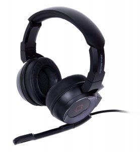 7. AverMedia圓剛 雷神戰錘電競耳機 GH335/3.5mm連接