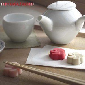 3. YAMAZAKI 和菓子筷架/一組3入