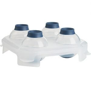 5.TRUDEAU冰球製冰盒/5.5公分×4個
