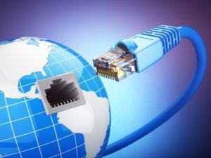 確認網路交換器支援的網路傳輸速度