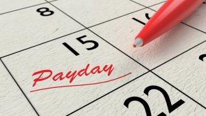 注意薪資結算日期!確認該機種能否設定每月起始日