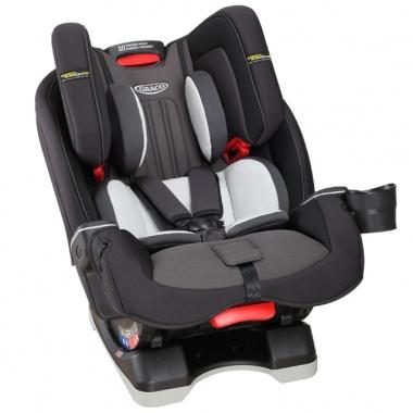 3.GRACO 長效型嬰幼童汽車安全座椅 MILESTONE LX