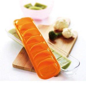 Qubies 食物冷凍分裝盒/30mL×8個