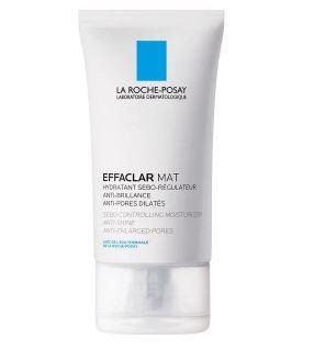 4. LA ROCHE-POSAY 理膚寶水 毛孔緊緻控油保濕乳/40mL