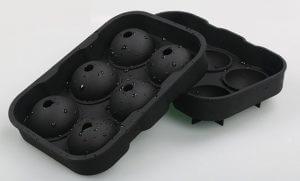 3.Easy-Q 威士忌球形冰塊製冰器/5公分×6個