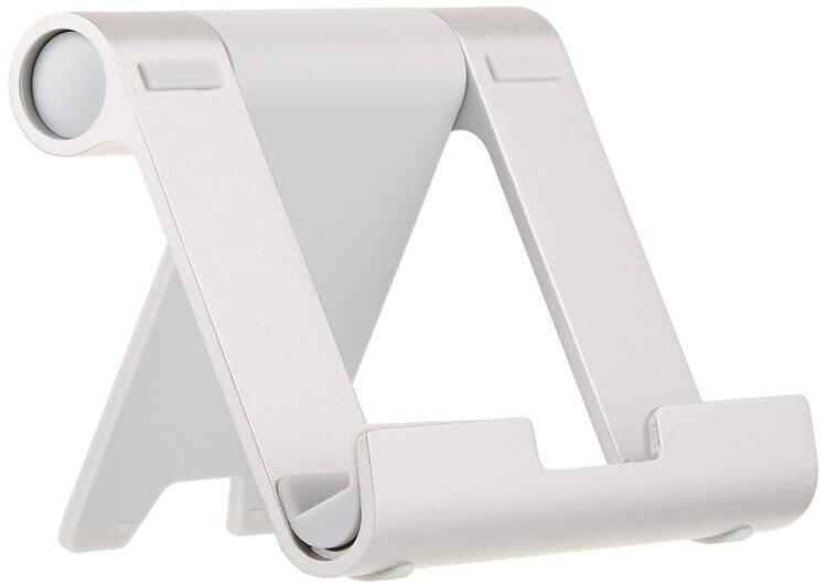 選擇可直放或橫放平板電腦的支架