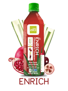 8. ALO 雅姿樂 石榴蔓越莓蘆薈汁