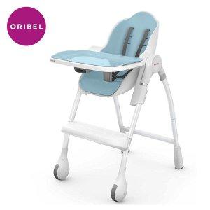 9. 新加坡Oribel Cocoon 成長型多功能高腳餐椅/5色