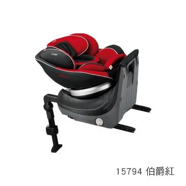 5. Combi-Neroom ISO-FIX 新世代旗艦型旋轉式汽車安全座椅