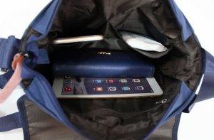 內附隔層內袋的款式更方便