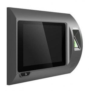 1. mOA 雲考勤 無線雲端指紋 ID卡考勤機mK300D